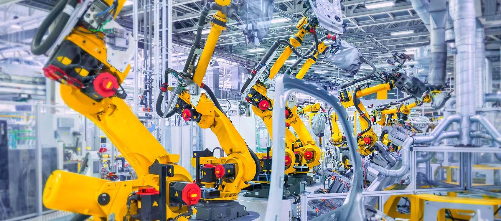 工業自動化控制